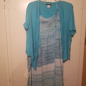 2pc dress